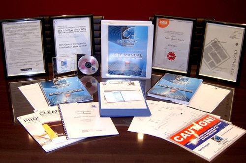 piranha-cleaning-certificates